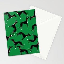 Crazy Hounds Stationery Cards