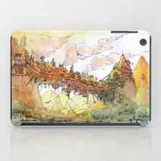 La Citta' Ponte iPad Case