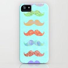 mOUSTACHE iPhone (5, 5s) Slim Case