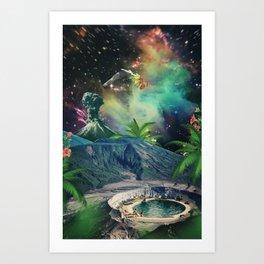 Nicaragua Art Print