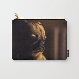 Cute Pug Dog Carry-All Pouch