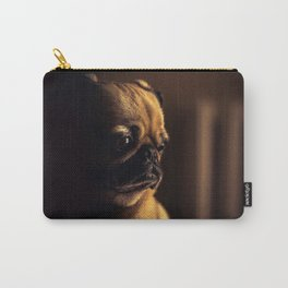 Cute Pug Dog Carry-All Pouch