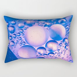 Them crazy bubbles Rectangular Pillow