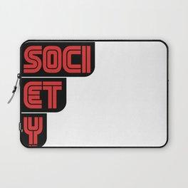 F SOCIETY - Mr.Robot Laptop Sleeve