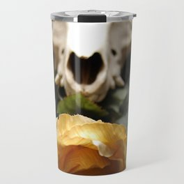 Boar Skull Travel Mug