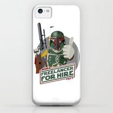 Freelance Bounty Hunter Slim Case iPhone 5c