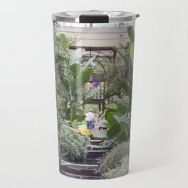 Longwood Gardens Autumn Series 212 Travel Mug
