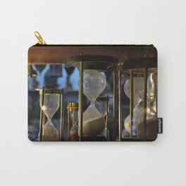 The Sands of Time Carry-All Pouch