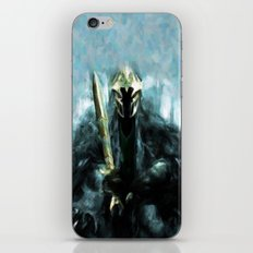 Nazgul After The Ring - Painting Style iPhone & iPod Skin
