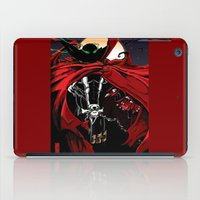 spawn iPad Cases featuring Spawn by Shawn Norton Art