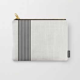 Minimalist line art Carry-All Pouch