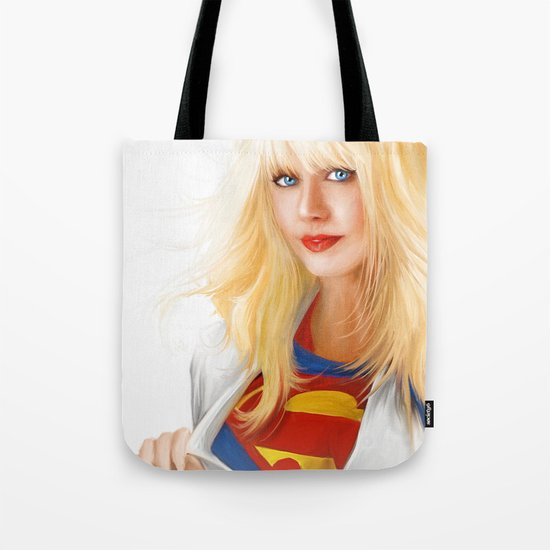 MOST ELIGIBLE KRYPTON Tote Bag
