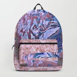 Marbled Comfort Poster Backpack