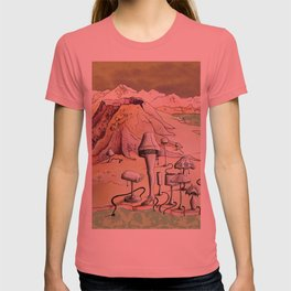 Lost Lamps T-shirt