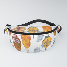 Wild Africa #2 Fanny Pack