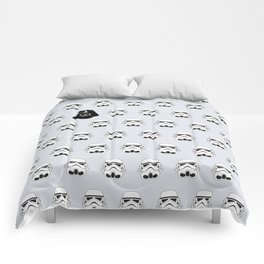Troopers and Vader Comforters