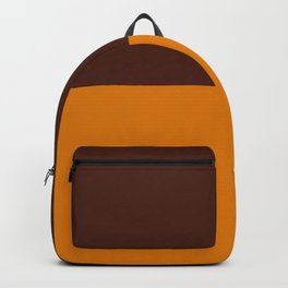 Choc Caramel Backpack
