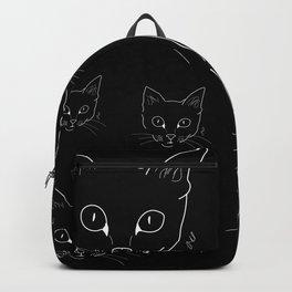 Black Lola Backpack