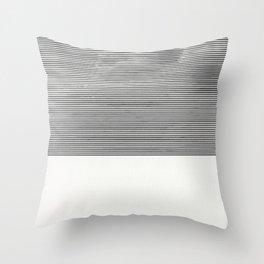 Cloud Diagram Throw Pillow