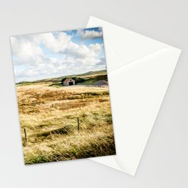 Little House in the Dutch Dunes   Coast   Callantsoog, The Netherlands   Color Photography   Travel Photography   Photo Print   Art Print Stationery Cards