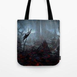 Ris Megroth Tote Bag