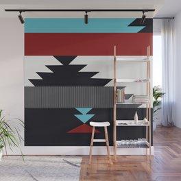 American Native Pattern No. 278 Wall Mural