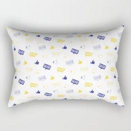 Davai! Otabek Ver. Rectangular Pillow