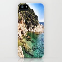 Shallow Waters iPhone Case
