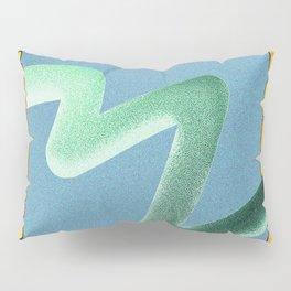 wave particle bounce Pillow Sham