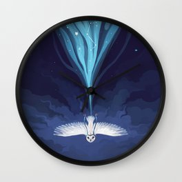 Night Owl 2 Wall Clock