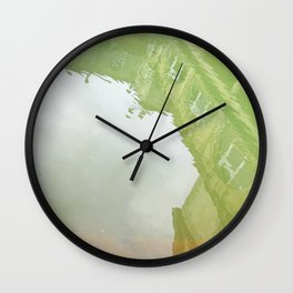 Curses: Absinthe Wall Clock