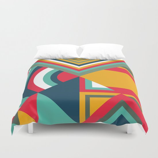 Tribal I Duvet Cover