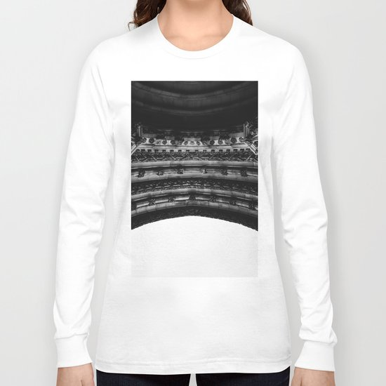 Cathedral Church of St. John the Divine V Long Sleeve T-shirt