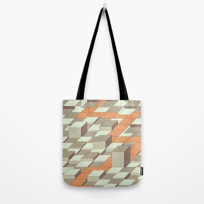 Upsidedown Tote Bag