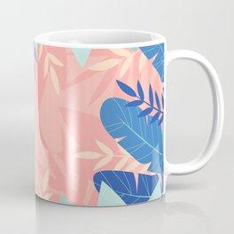 tree leaves Coffee Mug