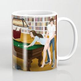 dirty pool Coffee Mug