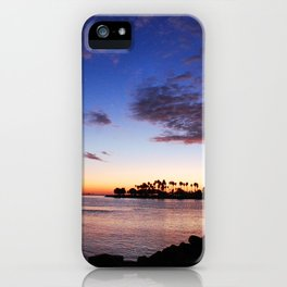 San Diego  iPhone Case