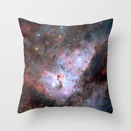 Stars in Space Astronomy Art Throw Pillow