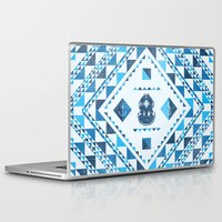 diver Laptop & iPad Skins featuring Diver by parallelish