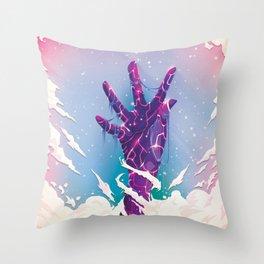 September Semper Throw Pillow