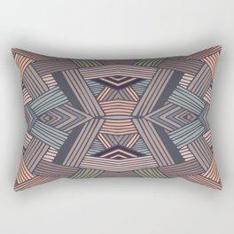 Native Americana Rectangular Pillow