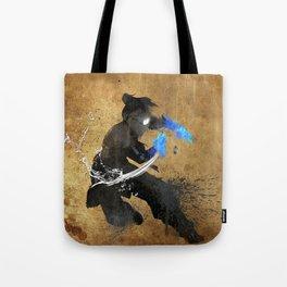 Get Bent :: Water Tote Bag