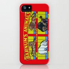 animal crackers Slim Case iPhone (5, 5s)