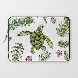 Sea turtle pattern Laptop Sleeve