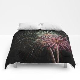 Firework 2 Comforters