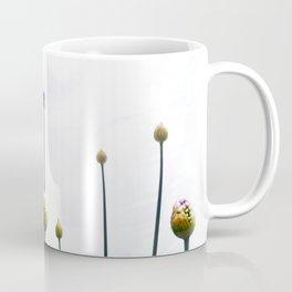 flowering onions Coffee Mug