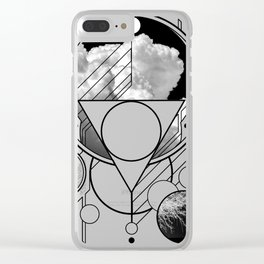 Open Arcana: Convergence Clear iPhone Case