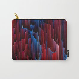 On the Up & Up - Pixel Art Carry-All Pouch
