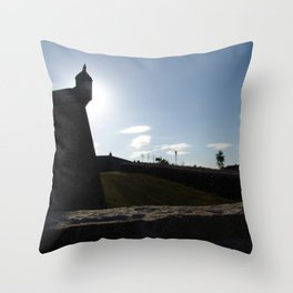 Sao Neutel Throw Pillow