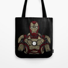 Iron Man (Mark 42) Tote Bag